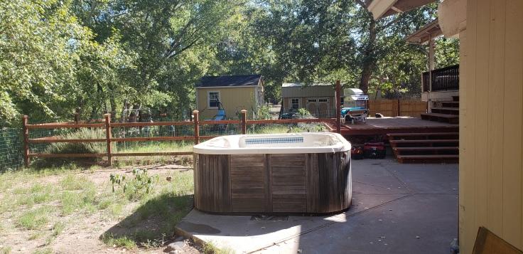 Old Hot Tub